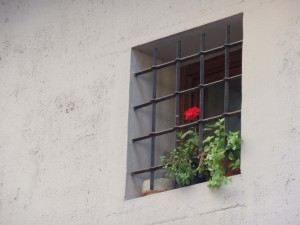 Each window was more distinctive than the next in Portugal.