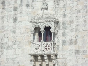 Each window also helped bring history alive.