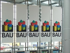 Bau in Munich attracted more than a quarter of a million attendees.