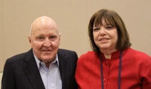 What a treat it was to spend time with Jack Welch last week in Reno.